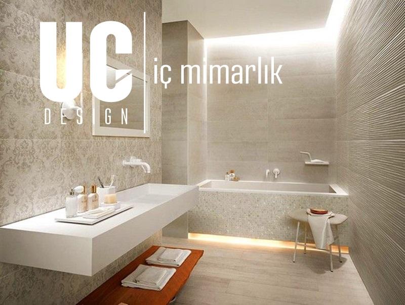 Banyo Dekorasyonunda Duvar