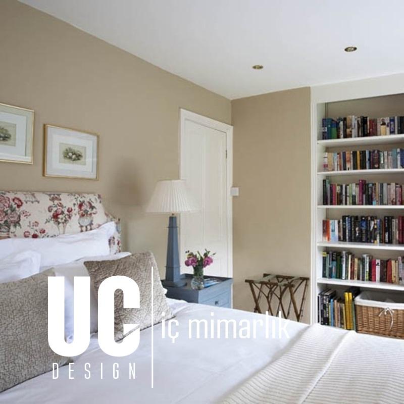 Romantik Yatak Odası Tasarımı