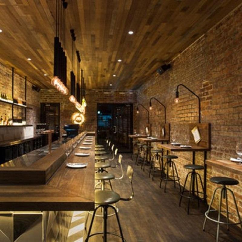 Lüks Restoran Tasarımı Nasıl Olmalıdır?