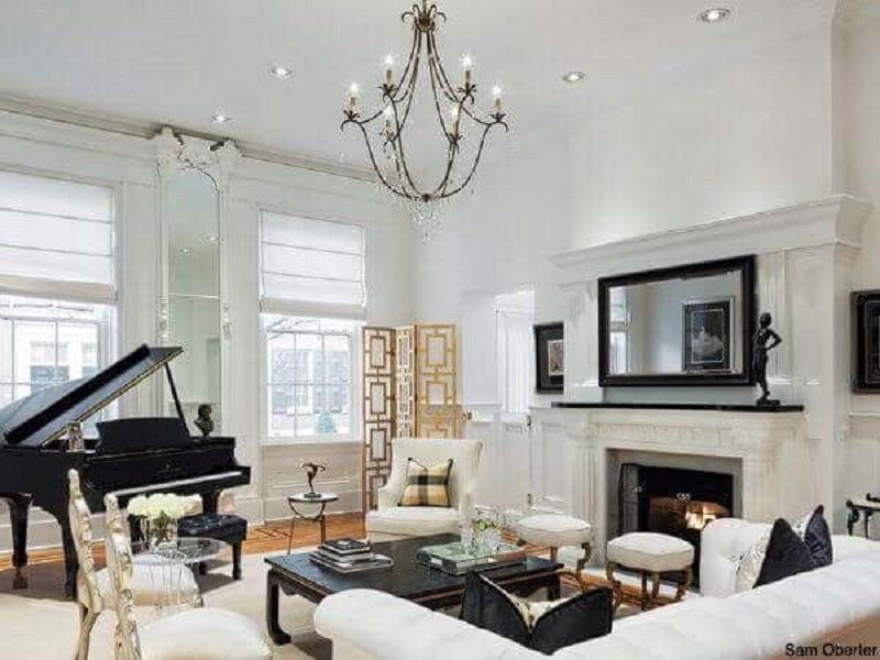 Klasik Salon Tasarımı Nasıl Olmalı?