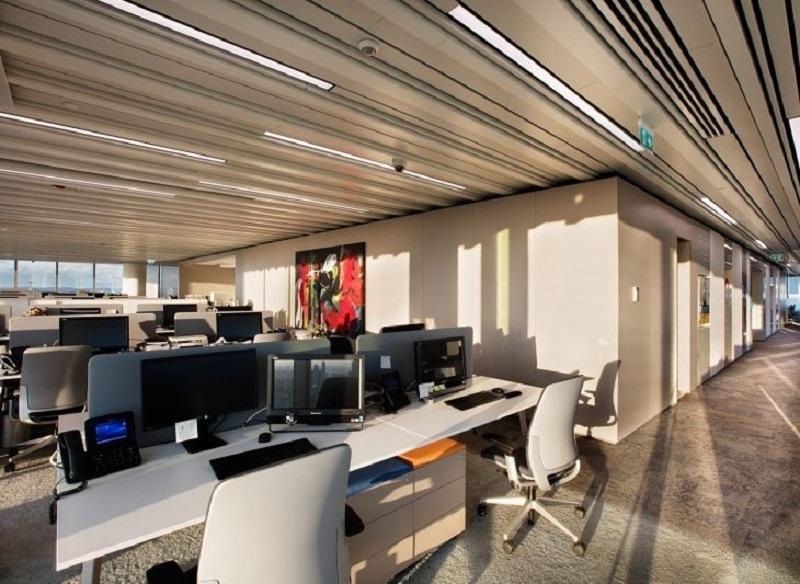 Ofis Dekorasyonunda Aydınlatma Nasıl Olmalıdır?